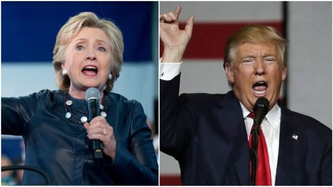 AP: Trump toma decisiones por las que criticó a Clinton
