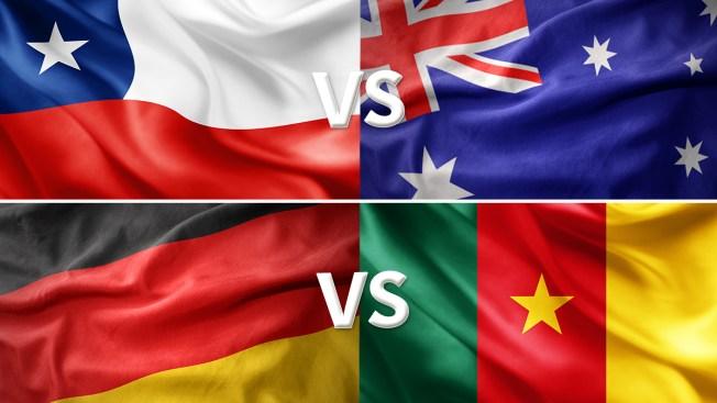 Rusia y Nueva Zelanda inauguran la Copa Confederaciones — PREVIO