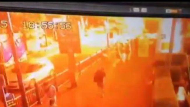 Video: bombas explotan en capital de Tailandia