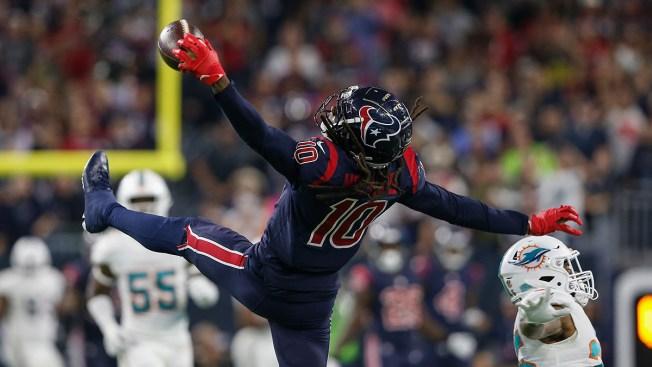 Deshaun Watson muestra su mejor versión y ganan los Texans