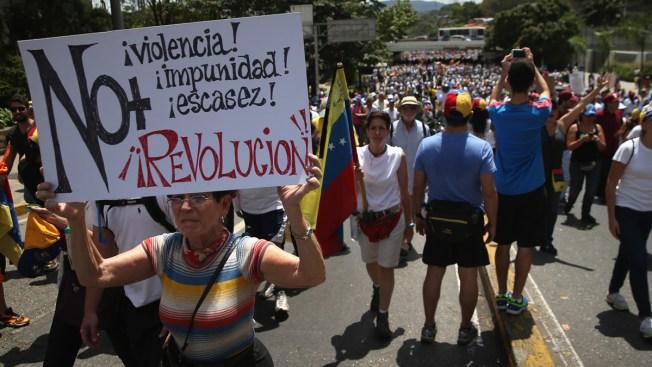 Venezuela: oposición convoca a protesta el 12 octubre contra condiciones de revocatorio