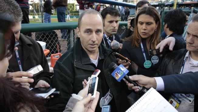 AP: Aaron Boone, nombrado manager de los Yankees de NY