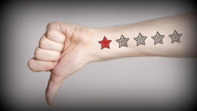 Polémica app que califica personas con estrellas