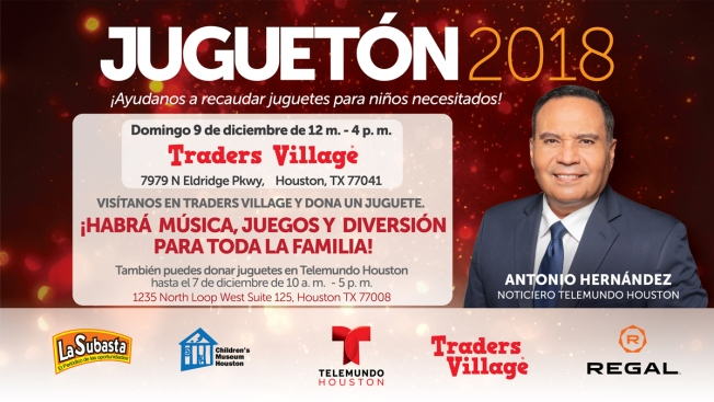Telemundo Houston Juguetón 2018