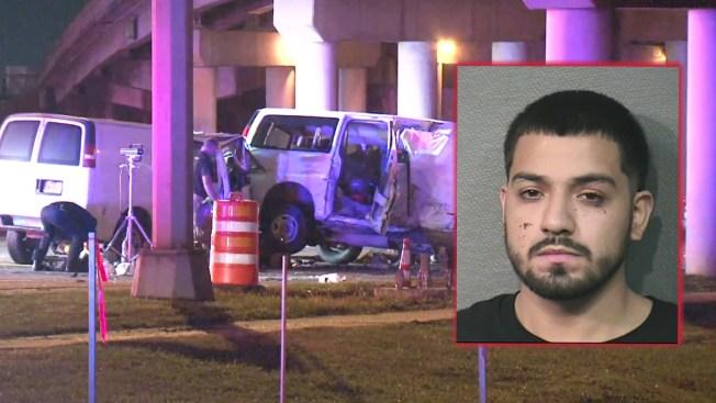 Un acusado por muerte de hispano en violento choque