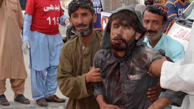 Cifra de muertos tras atentado en Pakistán sube a 149