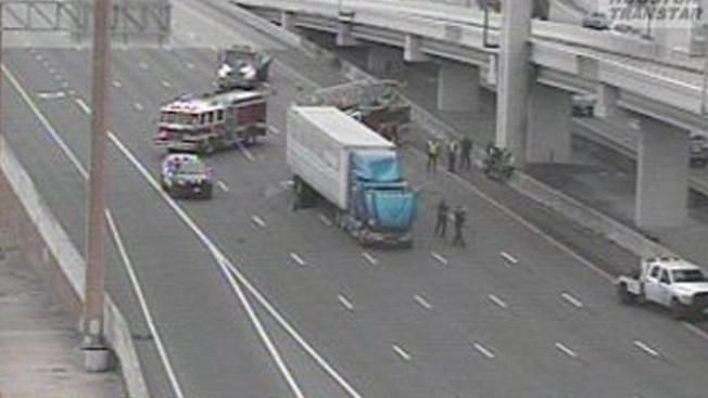 Un muerto en choque en autopista 59 al suroeste de Houston