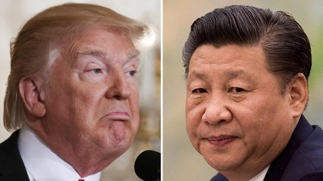 Presidente chino pide a Trump que baje su tono ante crisis