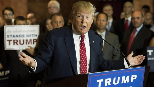 Donald Trump contra tratado de libre comercio