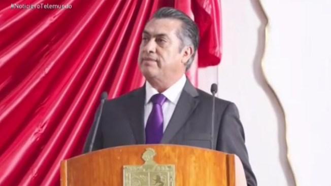 """""""El Bronco"""" ya es gobernador de Nuevo León"""