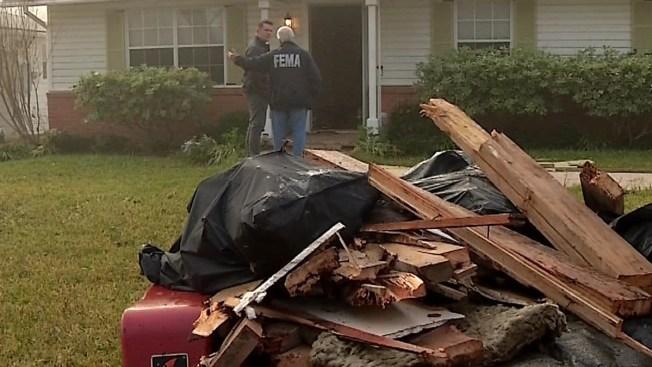 FEMA advierte sobre estafas a damnificados de inundaciones