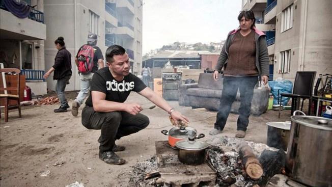 Réplicas sacuden zonas de Chile tras terremoto