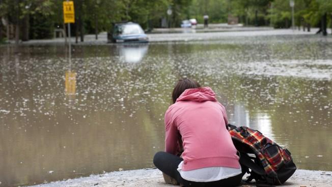Qué hacer si tu casa se inunda