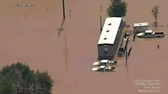 Carolina del Sur espera más inundaciones
