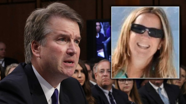 Kavanaugh y acusadora testificarán ante Comité Judicial