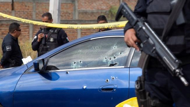 Asesinan a director de la policía de El Salto