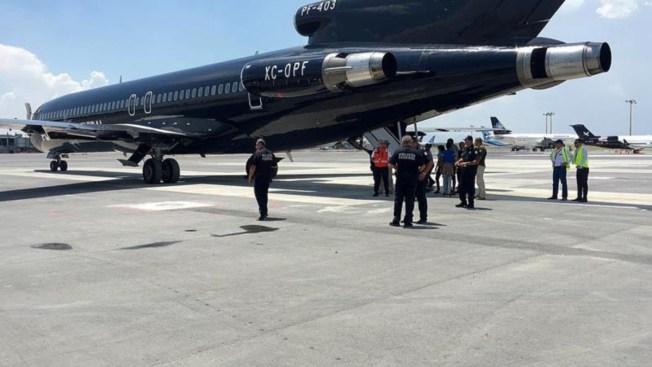 México repatria por vía aérea a 110 migrantes hondureños