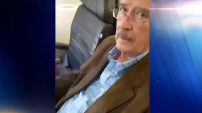 Pasajera de avión increpa a expresidente Fox