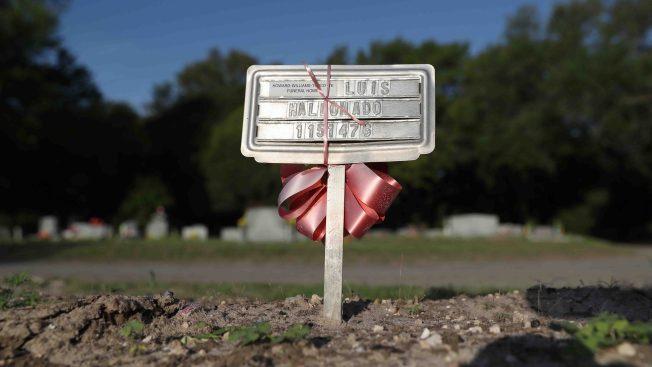 Piden a EEUU el ADN de migrantes muertos en la frontera