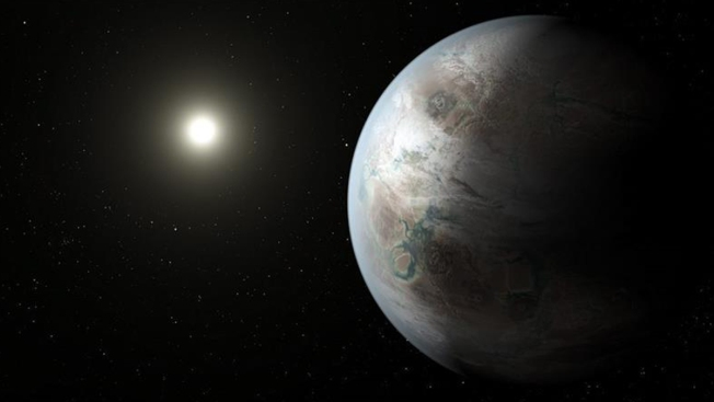 """Tenemos un planeta """"primo"""" a 1,400 años luz"""