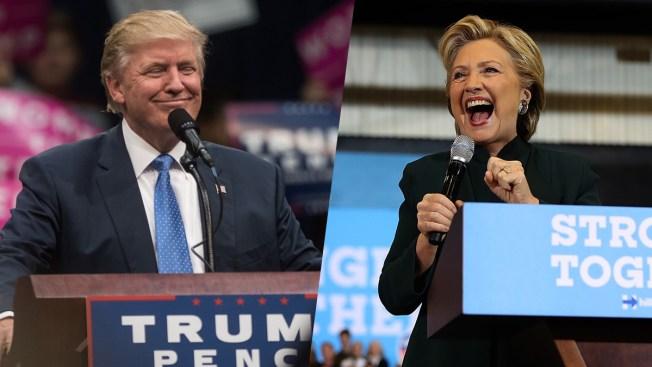 Elecciones en EE.UU.: para votantes Trump es más honesto que Hillary