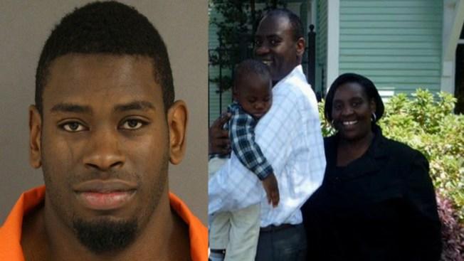 Condenado a 3 cadenas perpetuas por muerte de su familia