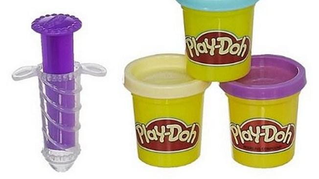 Críticas por juguete Play-Doh en forma de pene