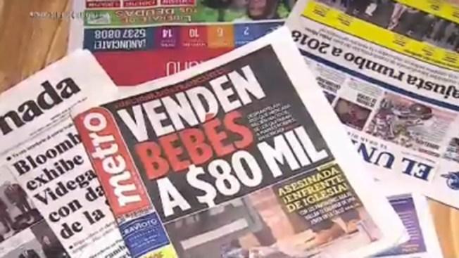 Escándalo en México por venta de bebés