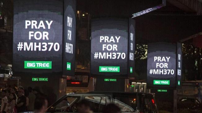 ¿Hallaron restos del avión de Malaysia Airlines?