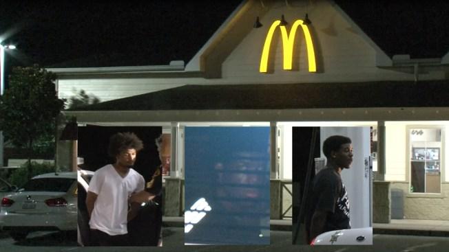 En asalto a McDonalds, arrestan adolescentes