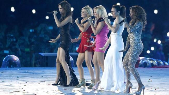 Spice Girls planean volver al escenario