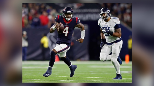 Texans derrotan a los Titans y establecen récord