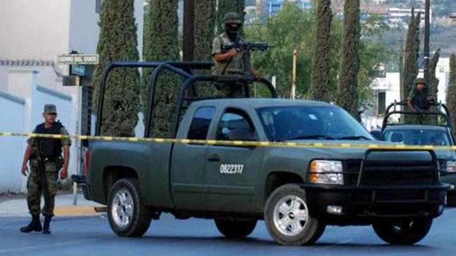 México: tiroteo entre grupos armados deja muertos