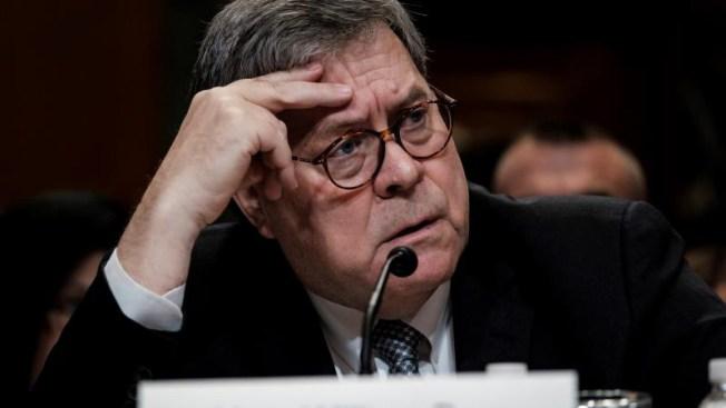 AP: fiscal Barr quiere saber cómo surgió la investigación de Mueller