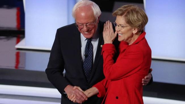 Segundo debate demócrata: los momentos más importantes