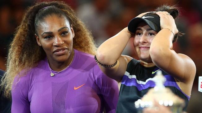 Bianca Andreescu vence a Serena Williams y gana su primer Abierto de EEUU