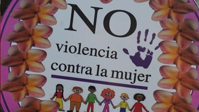 A concientizar sobre violencia doméstica