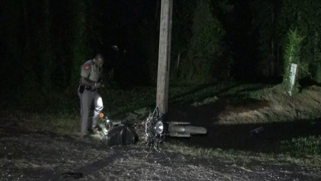 Carrera de motos deja 1 muerto y 1 preso