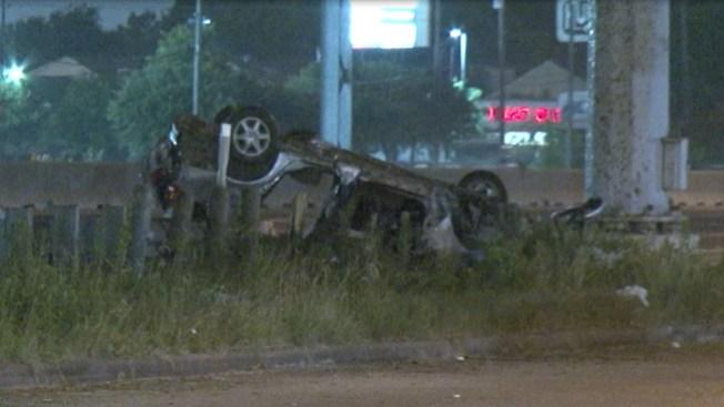 Dos muertos deja accidente en la I-45