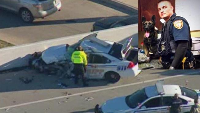 Violento accidente de alguacil en la 8
