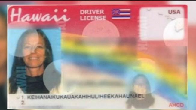 En Hawai permiten apellidos XL en ID's
