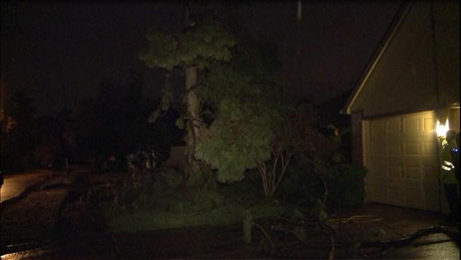 19 mil clientes sin luz dejó la tormenta