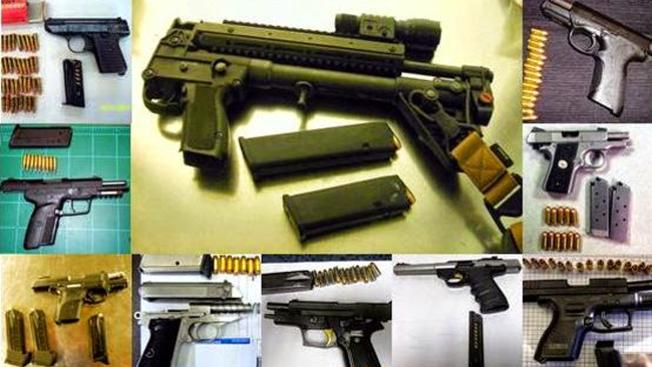 Aeropuertos texanos: donde más se decomisan armas
