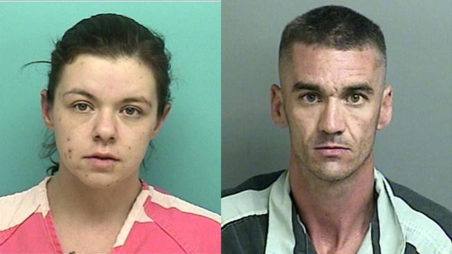 Arrestan a 2 en operación antinarcóticos