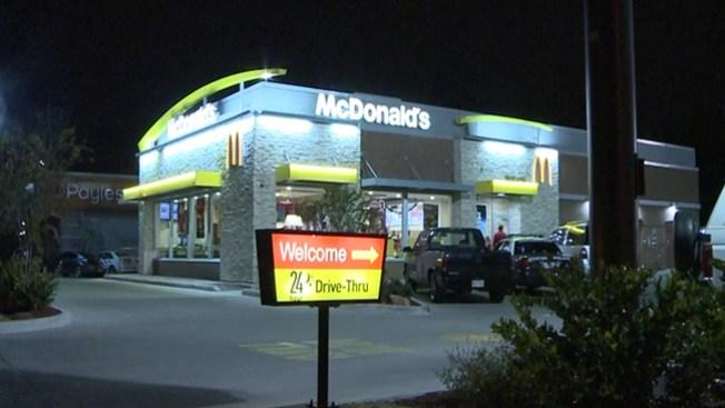 Tercer robo a un Mcdonalds en un mes
