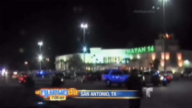 Ataque en un cine de Texas