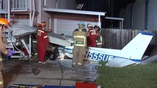 Dos muertos deja accidente de avioneta