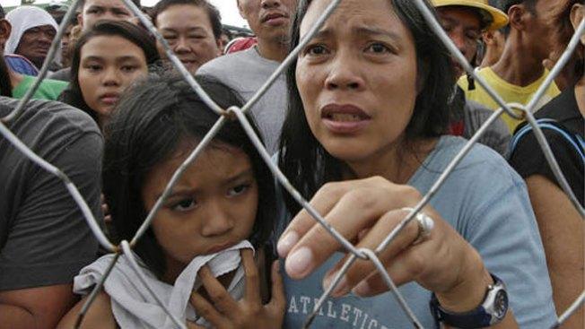 Filipinas: Cruz Roja canaliza donaciones
