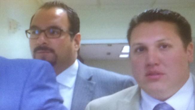 Duro contrapunteo en juicio de Barajas