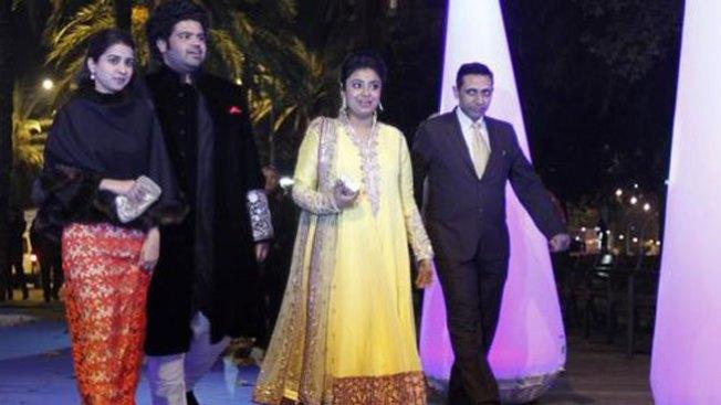 Celebran la boda más lujosa del mundo